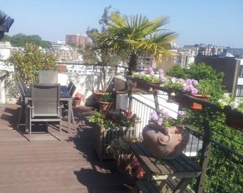 Ovington Gardens Penthouse Suite Knightsbridge