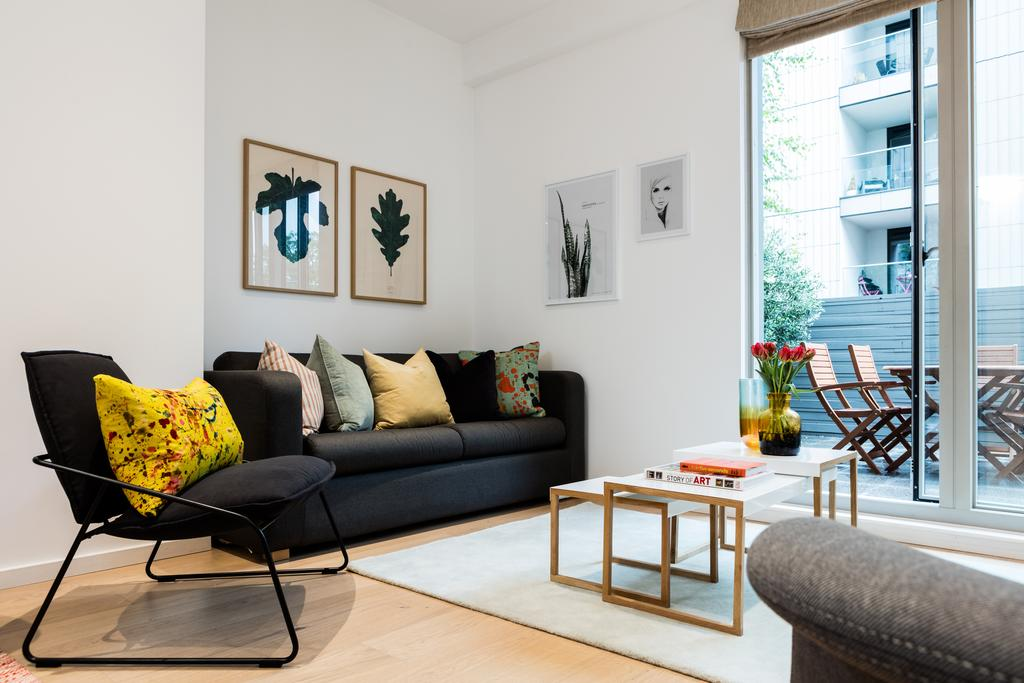 Foyer Apartments Clapham South : Clapham south apartment